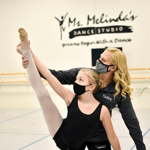 Kids dance classes in Waite Park, MN