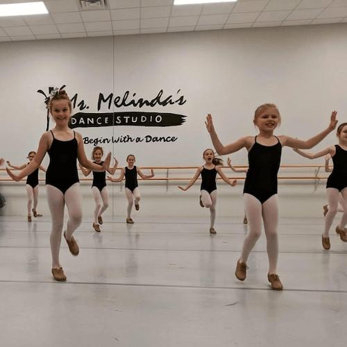 Toddler dance classes in Waite Park